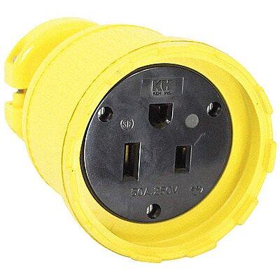 912475-3 50 Amp Industrial Grade Standard Straight Blade ... on welder plug wiring, electric range plug wiring, nema 6 50 240 volt wiring, 220v wire 6 50r wiring,