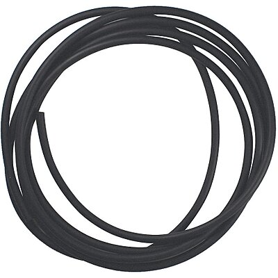 25Ft. Black E CSBUNA-3//32-25 JAMES Buna-N Rubber Cord,Buna,3//32 In Dia