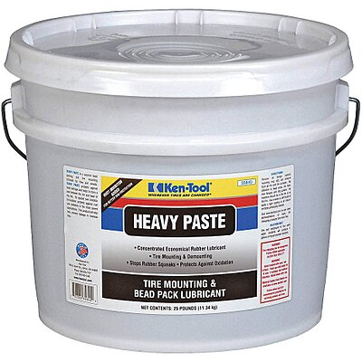 Tire Past Lube, 25LBS