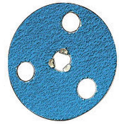 "Extra Coarse, Turn-On//Off 36 Grit Ceramic Norton 2/"" Quick Change Disc"
