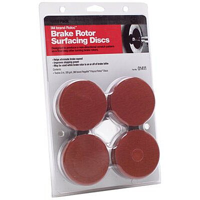 "3M Roloc Disc Rotor 3"" Refill"