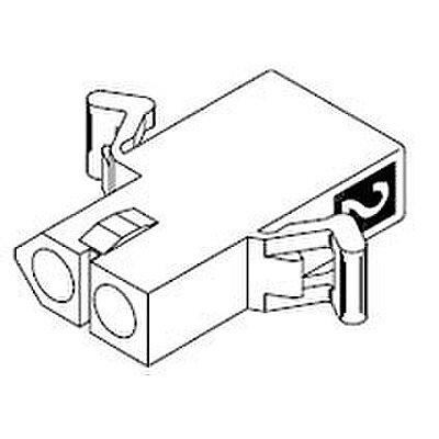 50 pieces RECEPTACLE NYLON MOLEX 03-09-1022 PLUG /& SOCKET HOUSING
