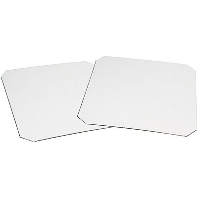 7653 Repair Patch White Alum 12x12 Imperial Supplies