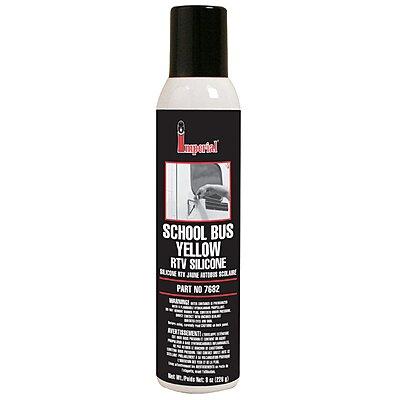 7682 Imperial® RTV Silicone, Yellow Paste, 8 oz  Dispenser