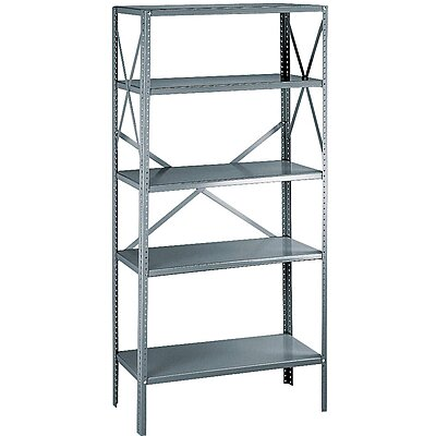 Shelving, Commercial,Cap 350LB
