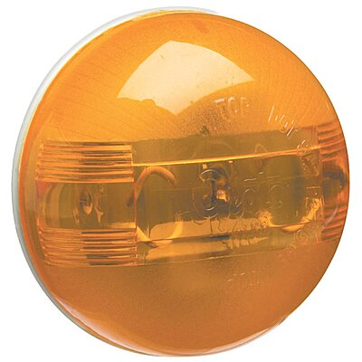 LED Clearance Marker Light Grote 47232 Red SuperNova 2 1//2 PC Rated