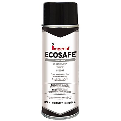 Ecosafe Gloss Black 16 Oz