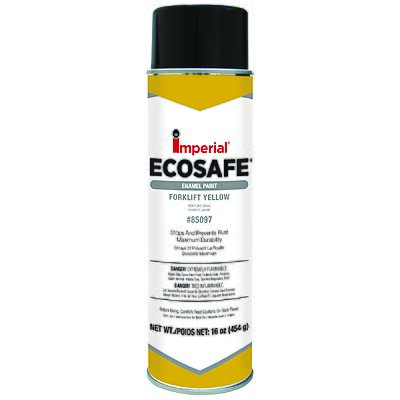 Ecosafe Forklift Yellow 16 Oz