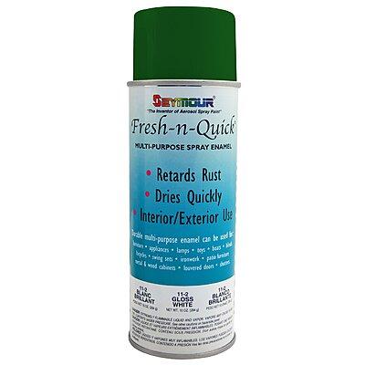 85185 Seymour® Fresh-N-Quick® Gloss Enamel Spray Paint