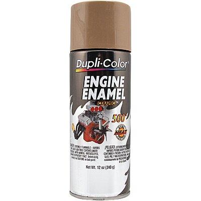 85267 Duplicolor Reg Gloss Spray Paint Cummins Beige 12