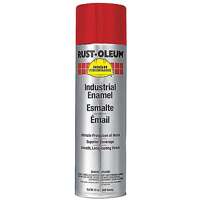 Rustoleum Safety Red 15 Oz Net