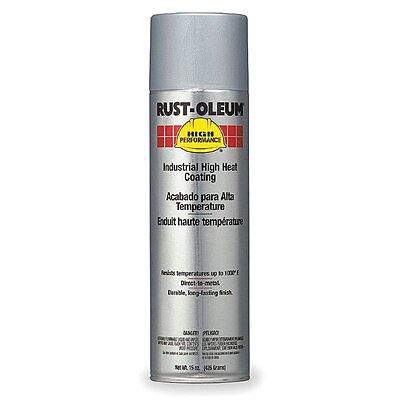 Rustoleum High Heat Aluminum