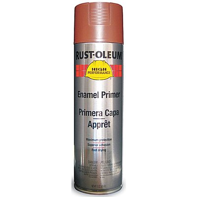 85339 Rustoleum Red Primer, 15 oz  Can