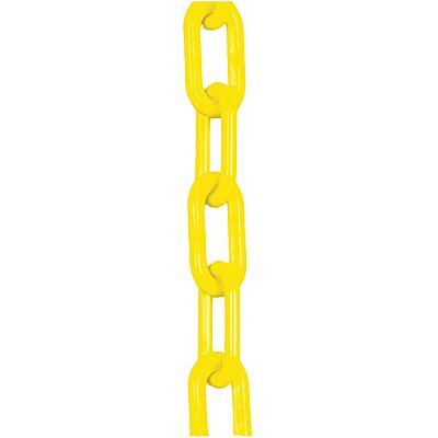 Yellow Safety Chain, .75,50FT