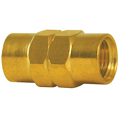 Metric 10mm x 1.0 Union for Bubble Flare One union//item Fitting