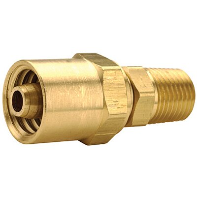 "Reusable Air Fitting-1/2"" Hose"