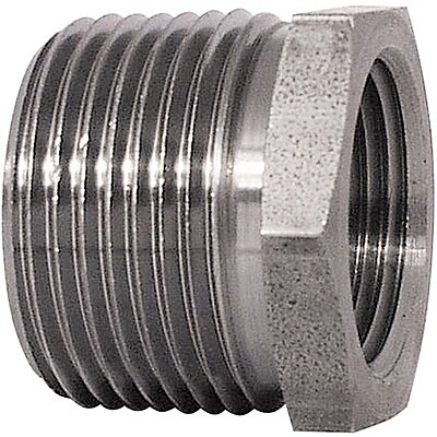 "Black Bushing 2"" x 1-1/4"
