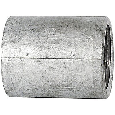 Galv Coupling 3/8