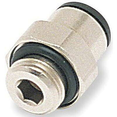 Male Connector 6MM X M12-1.5