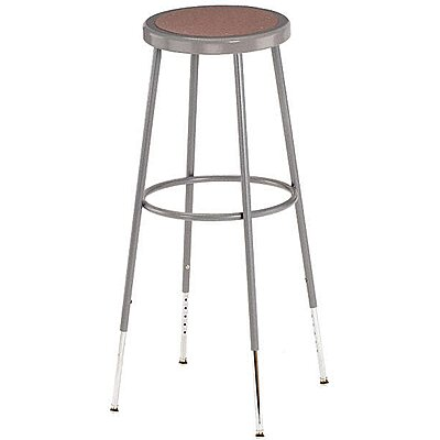 Super 914727 9 Round Stool With 31 To 39 Seat Height Range And Ibusinesslaw Wood Chair Design Ideas Ibusinesslaworg