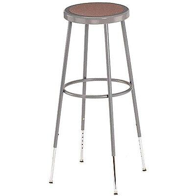 Admirable 914727 9 Round Stool With 31 To 39 Seat Height Range And Inzonedesignstudio Interior Chair Design Inzonedesignstudiocom