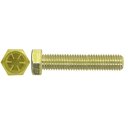 #8-32 Thread Size Type F 1-1//4 Length Steel Thread Cutting Screw Zinc Plated Finish Hex Washer Head Pack of 50