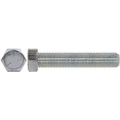 Quantity of 1 1//4-28 X 6 Zinc Plated Grade 5 Fine Thread Hex Head Bolt