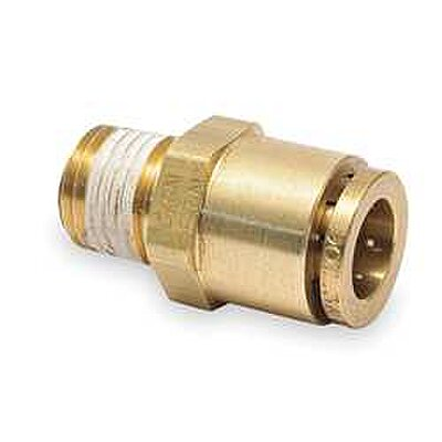 Female Connector, 1/2-14, 3/4T
